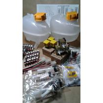 Kit Vapor De Gasolina Com Reservatório Automático Eletrônico