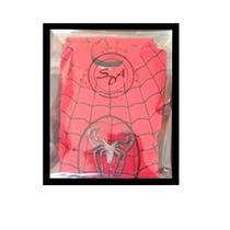 Remera Hombre Araña Rojo Con Luces Led Para Chicos