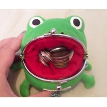 Carteira Naruto De Sapo, Frog Coins Naruto!