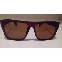 Óculos De Sol Chilli Beans Masculino Polarizado Marrom