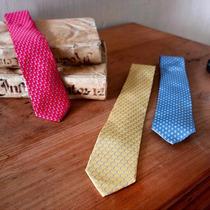 Gravata Hermes/salvatore Ferragamo /louis Vuitton