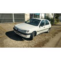 Peugeot 306 Xn 5p. Modelo 97 - Gnc 14mts - Blok Rajado