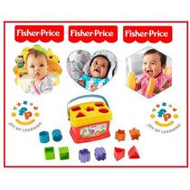 Mis Primeros Bloques Fisher Price Para Bebes