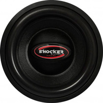Alto Falante Bob Simples 4 Ohms 650w Rms Shocker 10 Twister
