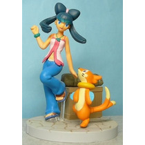 Figura Pokémon-lizabeth Y Buizel! Unica En Mercado Libre!!