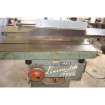 Maquina Combinada Carpinteria