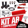 New Beetle Susp Ar 8mm Bloco 8x1+compressor Macaulay Oficial