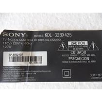 Suport Base Tv Sony Kld32bx425