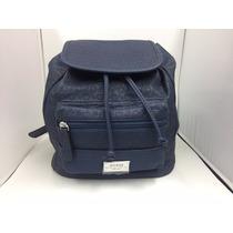 Bolsa Guess Se638029 Tipo Mochila Bradbury Azul Original