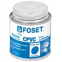 Pegamento Para Cpvc Lata De 90 Ml Foset 49566