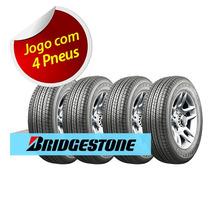 Kit 4 Pneu Bridgestone 225/65r17 Dueler H/t 470 102t