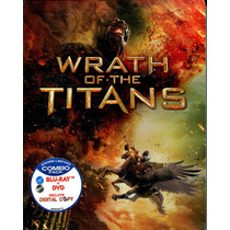 Bluray Furia De Titanes 2 ( Wrath Of The Titans ) 2012 - Jon