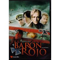 El Baron Rojo The Red Baron 2008 Guerra Drama Pelicula Dvd