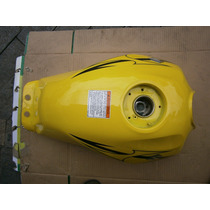 Tanque Suzuki Yes Novo Original C/ Detalhe De Transporte