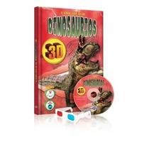 El Gran Libro De Los Dinosaurios 3d 1 Vol + 1 Cd Rom