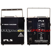 Maquina Humo Pls F 900 Hazer Con Control Musica Pilar