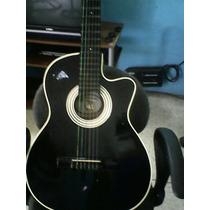 Guitarra Latin Music Con Su Estuche