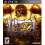 Ultra Street Fighter Iv Ps3 Playstation Fisico Sellado Nuevo