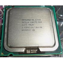 Core 2 Duo E7500 2.93ghz, Socket 775. 1066mhz. Garantía