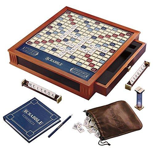 Juego Mesa Scrabble Lujo Edition 1 190 900 En Mercado Libre