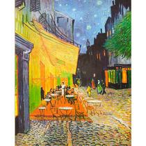 Lienzo En Tela. Van Gogh, Café. 55 X 70 Cm.
