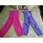 Conjunto Pantalon Con Puños + Polera Talla 6
