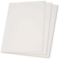 Cartón Entelado 24x30 Cm. Pack X 3 Unidades