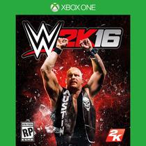Wwe 2k16 - Xbox One - Recebe Hoje!