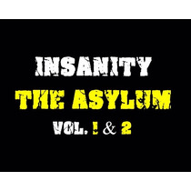 Insanity: The Asylum 12 Dvds + Escalera Y Cuerda De Agilidad