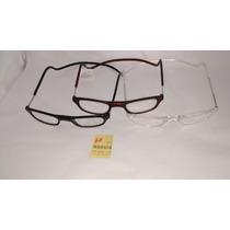 3 Óculos Novela Salve Jorege Cia Csy C/imã +1.5 Grau Leitura