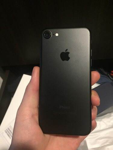 Iphone 7 Negro 128gb - $ 14.500,00 en Mercado Libre