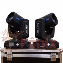 Par Moving Beam 230 7r Touch 16/20 Canais Dmx + Case Duplo