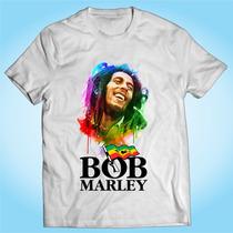 Camisa Bob Marley - Reggae - Música - Banda