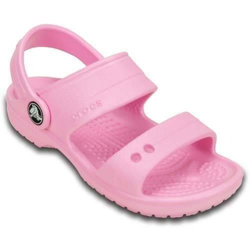 c5a298ca7f0 Promoção - Sandália Crocs Classic Sandal Infantil - Feminino - R  79 ...