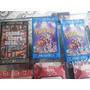 Lote 100 Cartas Pokémon,gta 5,dragoball,marvel,ben10,eoutros