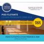 Piso Flotante Ac4 - Alto Transito - 8.2mm Premium