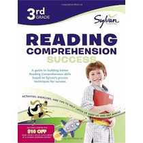 Livro Importado Reading Comprehension Success 3rd Grade