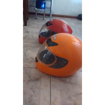 Casco P/ Motocicleta Basico