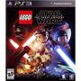 Lego Star Wars The Force Awakens Ps3 - Físico - Jokergames