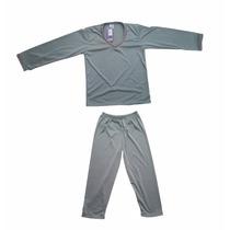 Pijama Infantil Menino De Inverno Em Meia Malha -liquidação