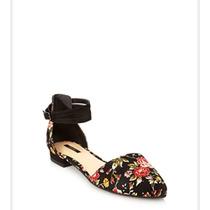 Sandalias Zapatos Bailarinas Flats Forever 21