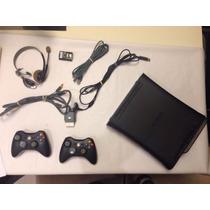 Xbox 360 Elite 120gb + 2 Controles
