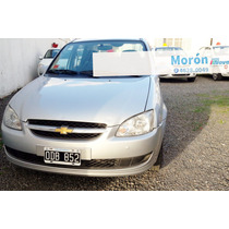 Chevrolet Corsa Motor 1.4 34000km 2014 Gris 5 Puertas Nafta