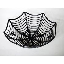Arañas Halloween Día De Muertos Adorno Dulcero Botana Fiesta