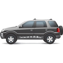 Kit Adesivo Ecosport Ford G1 Faixa Lateral Tuning Acessórios