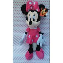 Boneca Minnie Rosa 45 Cm
