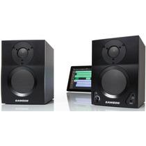 Samson Mediaone Bt3 Monitores Estudio Amplificados Bluetooth