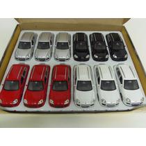 Porsche Cayenne Turbo S Miniatura Escala 1:32 Diversas Cores
