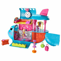 Polly Pocket Super Jet Gira De Conciertos Cjk69