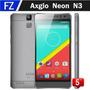 Axgio Neon N3,android 4.4 ,4g Lte,1.5ghz,13mp Camara Nuevos